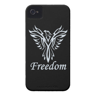 Freedom Eagle Blackberry Bold case, customizable iPhone 4 Case-Mate Case