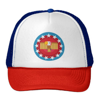 Freedom Eagle (Blue) - Hat