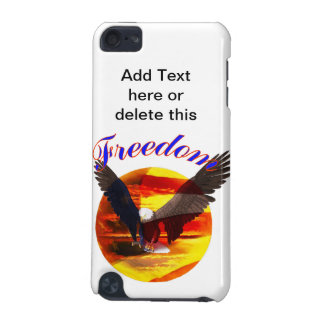 Freedom Eagle iPod Touch 5G Covers
