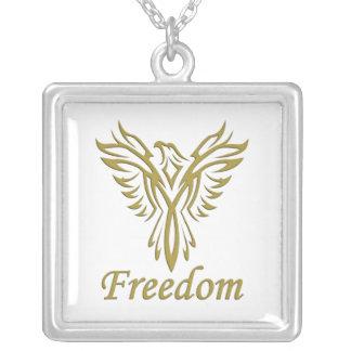 Freedom Eagle necklace