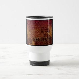 Freedom Eagle Travel Mug
