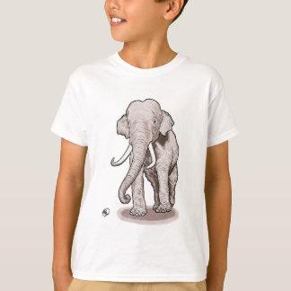 """Freedom"" Elephant Boy's T-shirt"