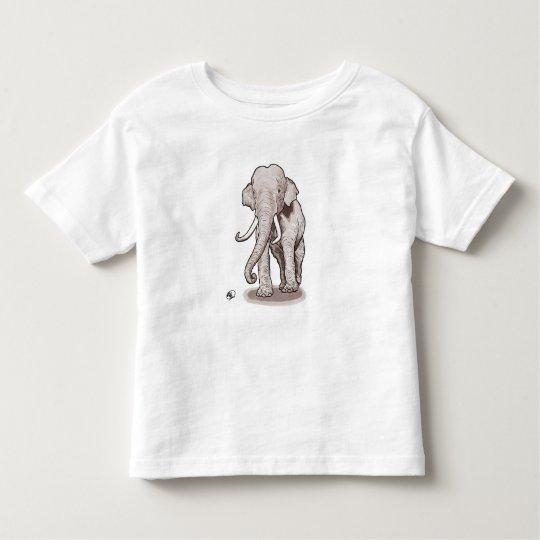 """""""Freedom"""" Elephant Toddler T-shirt"""