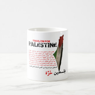 Freedom for Palestine Coffee Mug