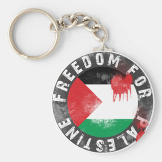 Freedom for Palestine Key Ring