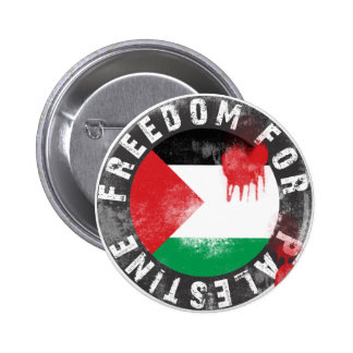 Freedom for Palestine Pinback Button