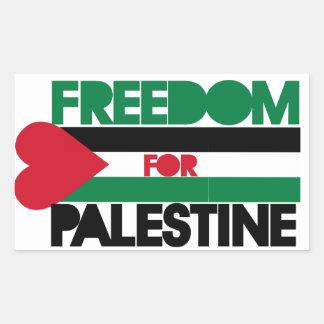 Freedom for Palestine Stickers