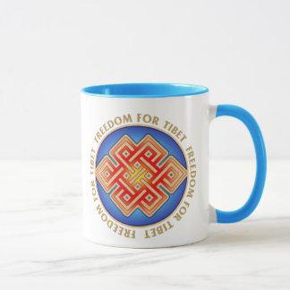 Freedom for Tibet Coffee Mug