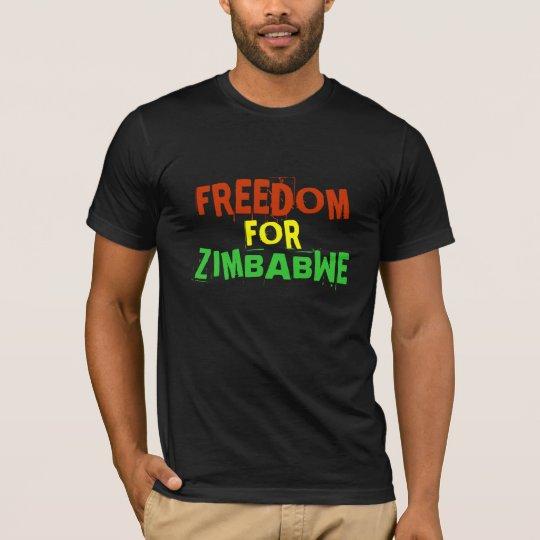 FREEDOM FOR ZIMBABWE T-Shirt