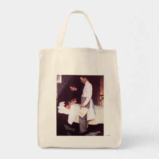Freedom From Fear Canvas Bags