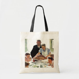 Freedom From Want Tote Bag