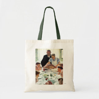Freedom From Want Tote Bags