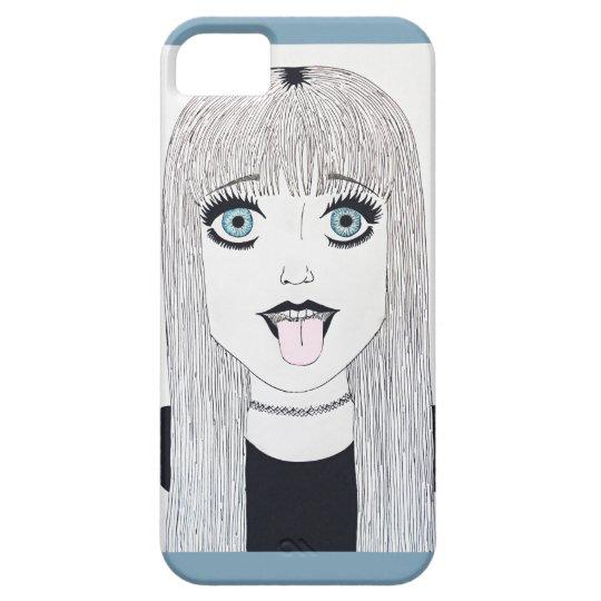 Freedom Girl iPhone 5/5s/SE Case