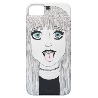 Freedom Girl Phone Case (Apple and Samsung Models)