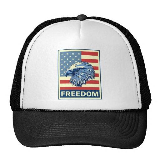 Freedom Mesh Hats