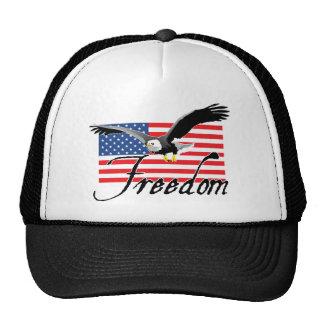 freedom trucker hats