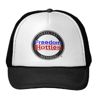 Freedom Hotties - Official Member Trucker Hat