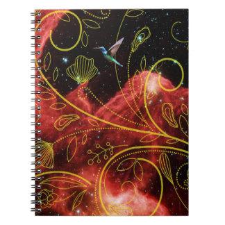 Freedom - Hummingbird Notebook