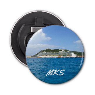 Freedom in St. Maarten Monogrammed
