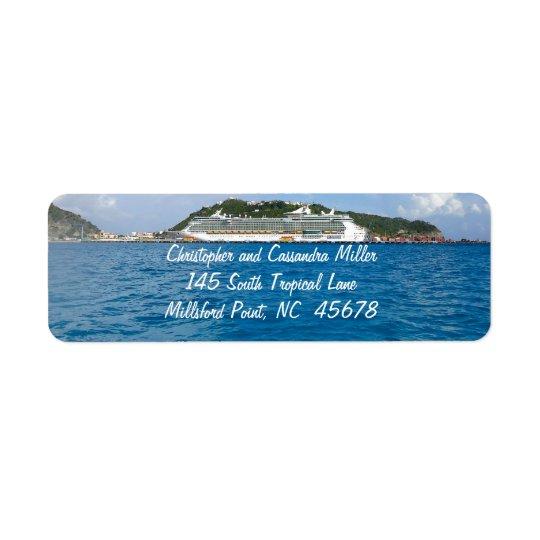 Freedom in St. Maarten Personalised