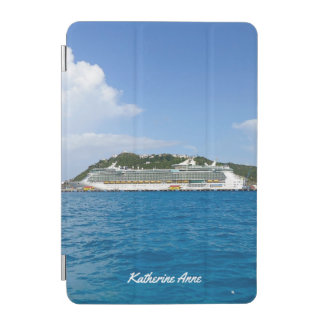 Freedom in St. Maarten Personalized iPad Mini Cover