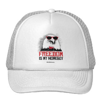Freedom is my Homeboy Cap