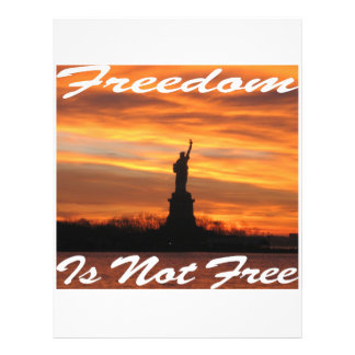 Freedom Is Not Free 008 Flyer Design