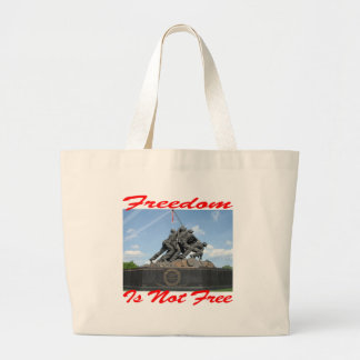 Freedom Is Not Free Bags
