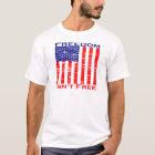 Freedom Isnt Free American Flag T-Shirt