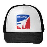 Freedom isn't Free Fighter Jet Hats