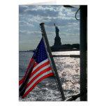 Freedom, Liberty (blank inside)