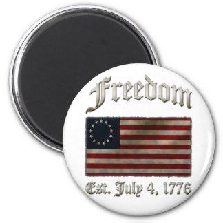 Freedom Fridge Magnet