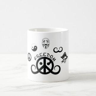 Freedom mug (origin)