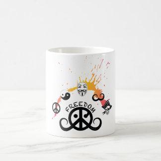 Freedom mug (origin/mini splash)