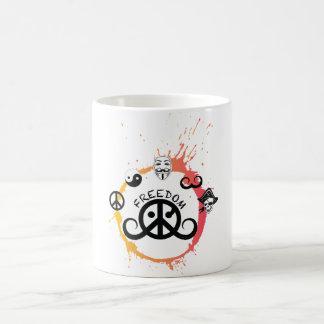 Freedom mug (origin/splash)