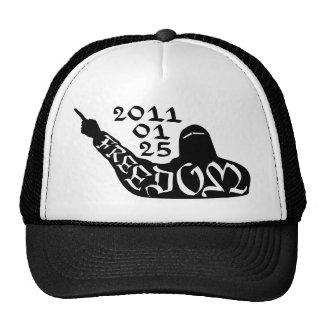 Freedom Niqāb Trucker Hats