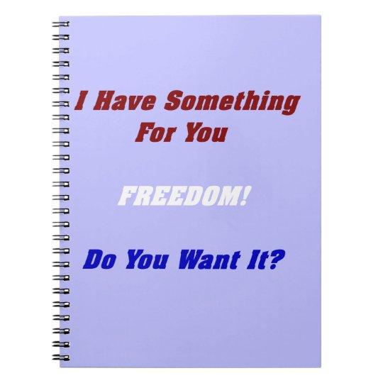 Freedom Notebooks