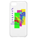 Freedom Of Expression Cover For iPhone 5C