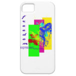 Freedom Of Expression iPhone 5 Case