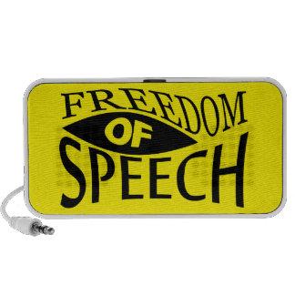 Freedom Of Speech Travel Speakers