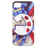 freedom of the heart iPhone 5 cover