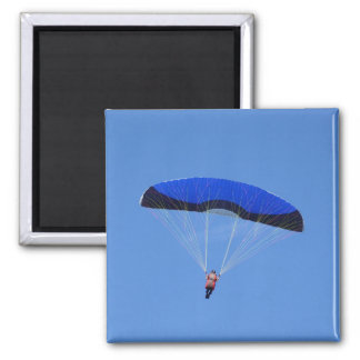 Freedom of the Skies Square Magnet