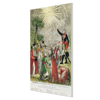 Freedom of Worship Canvas Print