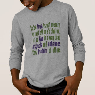 Freedom Quote shirts & jackets