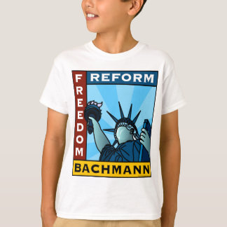 Freedom Reform Liberty Bachmann T-Shirt