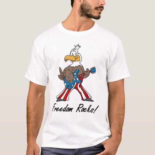 Freedom Rocks t-shirt