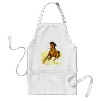 Freedom - Running Horse Apron