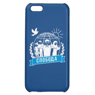 FREEDOM - SERBIAN LANGUAGE iPhone 5C CASES