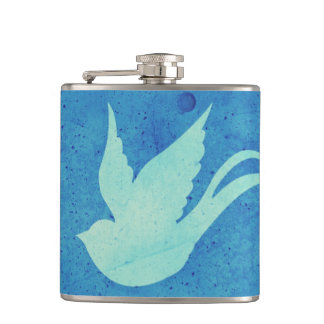 Freedom swallow hip flask