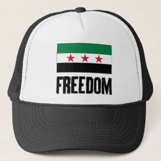 Freedom - Syria Trucker Hat